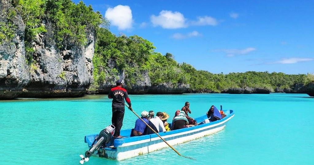 Inilah 7 Potensi Wisata Terbaru di Maluku