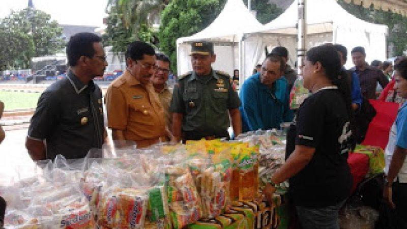 Sahuburua Apresiasi Pelaksanaan Pasar Murah Menjelang Natal