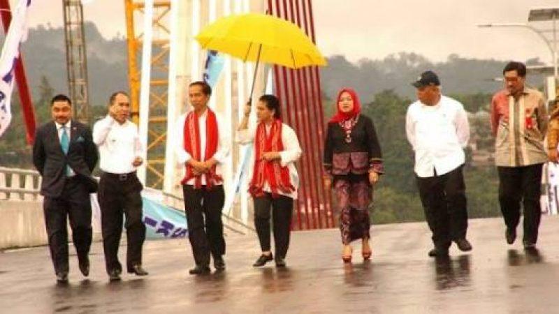 Assagaf Harap Jokowi Hadiri Tahun Baru di Ambon