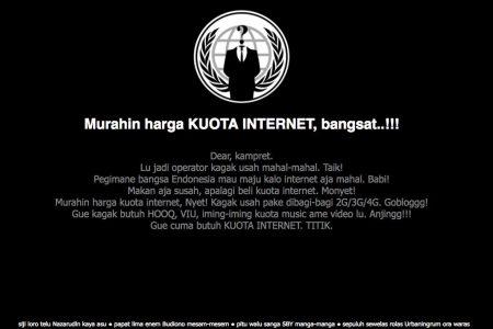 Pembobol Website Telkomsel Ternyata Karwayan Sendiri