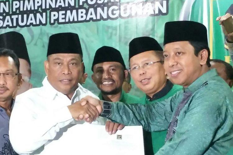 PPP Dukung Murad-Barnabas pada Pilgub Maluku 2018