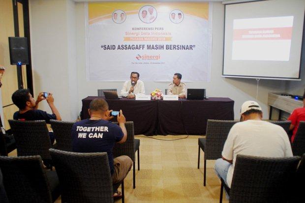 Survei SDI : Petahana Masih Unggul di Pilkada Maluku 2018