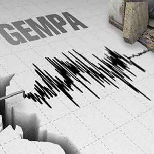 Sepanjang Tahun 2017, Maluku Diguncang 1.397 Gempa