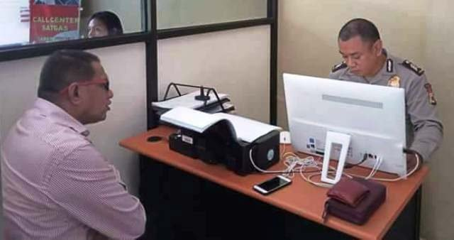 Dugaan Penyimpangan 32,5 Milyar APBD 2018 Maluku, Huwae Adukan Rahakbauw Ke Polda