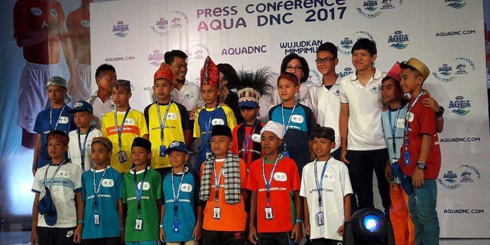SD N 2 Pelauw Kampiun Aqua DNC 2017