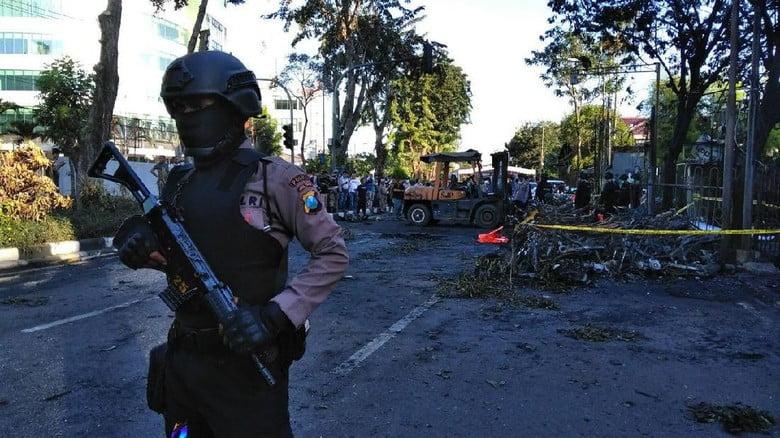 Zeth Sahuburua : Kami tidak takut dan siap melawan terorisme