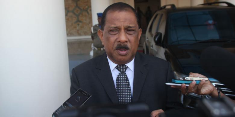Soal SPPD Fiktif Rp 6 Miliar, Walikota Ambon diperiksa Polisi