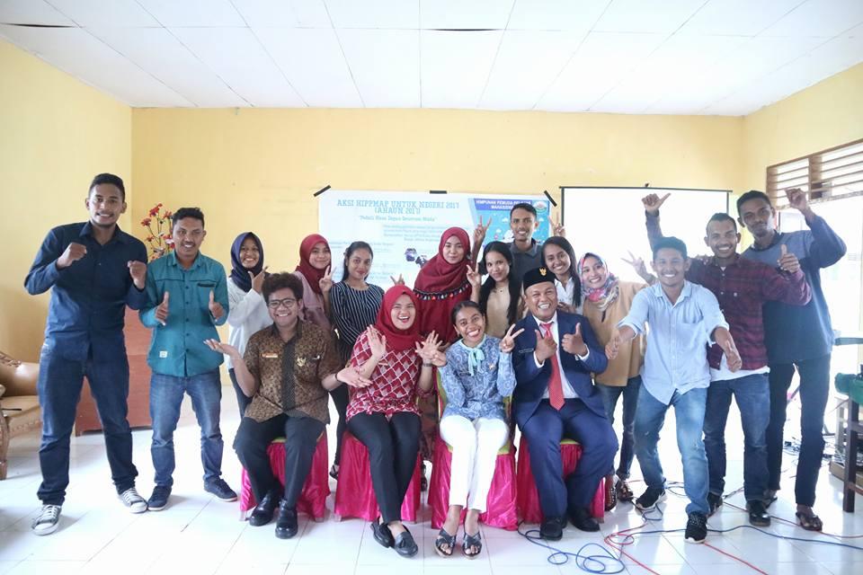 Sosialisasi Pertukaran Pemuda Antar Negara di Pelauw