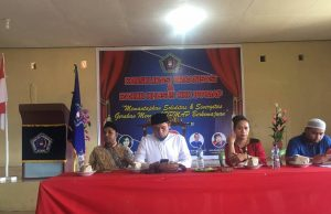 Gelar Konsolidasi Nasional, IPPMAP Akan jadi Bagian KNPI