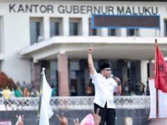 LSI : Data Masuk 85,33% Murad Ismail Unggul Di Pilkada Maluku