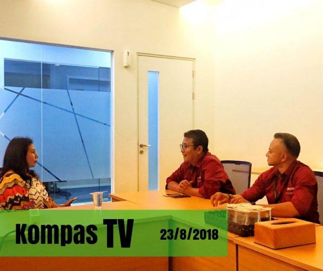 Live Streaming Permintaan Shafiq Pontoh di KompasTV