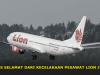 2 PNS Selamat dari Kecelakaan Pesawat Lion Air JT-601