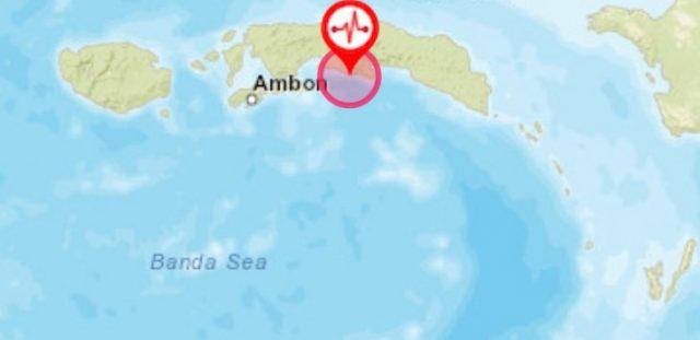 10 Zona Garis Patahan Ditemukan di Ambon