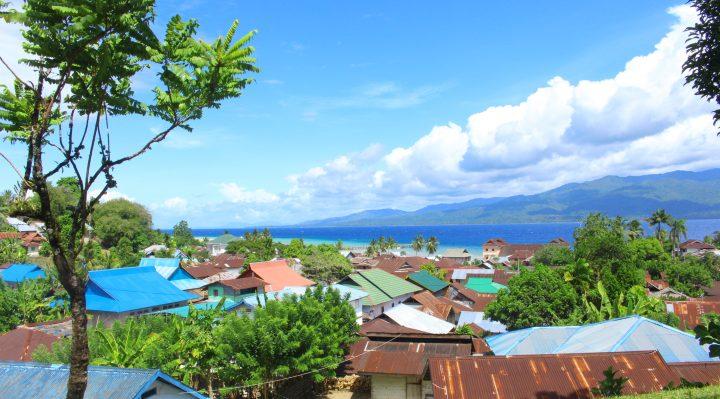 Foto : Desa Pelauw, Kecamatan Pulau Haruku, Kabupaten Maluku Tengah, Provinsi Maluku