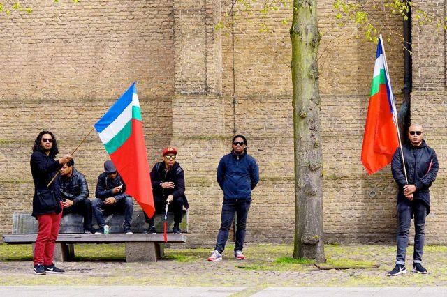 RMS di Belanda Pertanyakan Nasionalisme