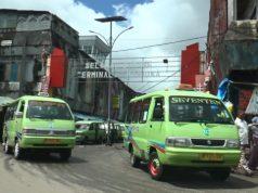 Akibat 'CORONA', Sopir Angkot Tak Mampu Lunasi Setoran