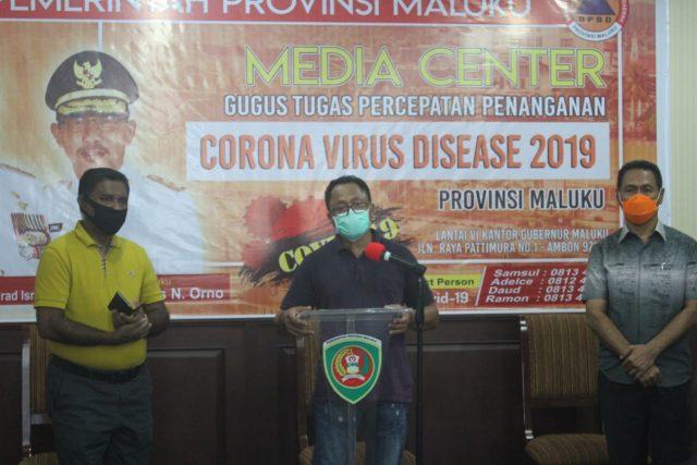 Pasien Positif Covid-19 di Maluku Bertambah 12 Orang