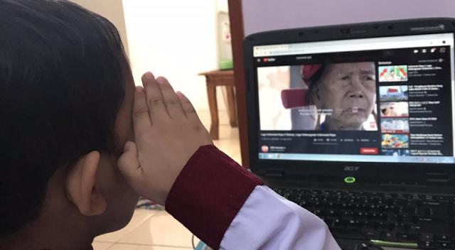 Upacara 17 Agustus Digelar Terbatas, Rakyat Bisa Ikuti Secara Virtual
