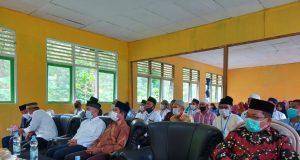 Hidyatullah Provinsi Maluku menggalar Rapat Kerja Wilayah (Rakerwil) di Kampus Madya Liang, Kecamatan Salahutu, Kabupaten Maluku, Sabtu (23/1). Foto: Istimewah