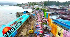 Pasar Mardika akan Dibongkar Pekan Depan, Ribuan Kios Telah Disiapkan